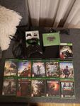 XBOX ONE S 1TB + TOP GAMES