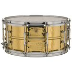 """Ludwig Brass Phonic 14"""" x 6,5"""" Hammered"""