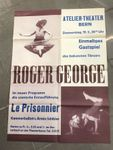 GEORGE Roger 1921-1998 Tanz Theater