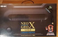 Neo Geo X Gold Pack Limited Edition