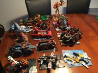 LEGO. 3,5 kg SUPER LOT 14 SETS