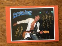 CP Mungo Jerry autographe In the Summert