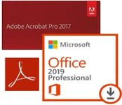 Adobe Acrobat Pro 2017 + Office 2019 H&B