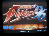 [Neo Geo MVS] King of Fighters `96 (JP)