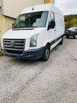 VW Crafter 35 2.5 TDI 136 PS