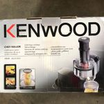Kenwood Saftpressautomat AT641
