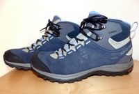 Gore-Tex Salomon Ortholite blau Gr. 39,5