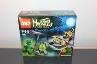 LEGO 9461: Monster Fighters Sumpfmonster