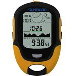 SUNROAD 700-9000m LED Digital Altimeter…