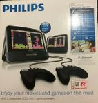 Philips PD7032 Tragbarer DVD-Player