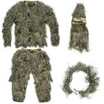 Tarnanzug Ghillie Suit Camouflage Camo3D