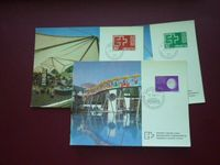 3 CARTES EXPO NATIONALE SUISSE DE 1964