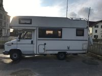 FIAT DUCATO Camping car Wohnmobil