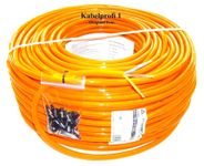 100m Ring PUR Strom Kabel 3x2.5mm2 flex.