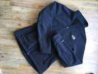 The North Face Jacke schwarz