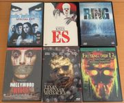 DVD-Set - 6 Horrorfilme