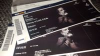 3 TICKETS BLIGG UNPLUGGED IN BERN