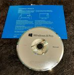 Windows 8 Pro Software CD