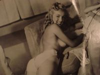 P17 Pin Up Erotik Marilyn Monroe Playboy