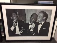 2 Bilder (The Rat Pack + Cotton Club)