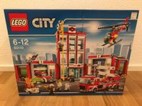 Lego City 60110 Grosse Feuerwehrstation