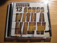 CD Lovebugs - 13 Songs with a View