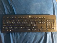 HP USB Slim Business Tastatur (Schwarz)