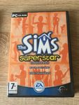 PC GAME THE SIMS SUPERSTAR AB 7 JAHRE