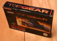 Top Gear (CIB) SNES