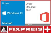 Windows 10 Home & Office 2019 Standard