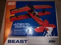 RC Avion Beast E-flit