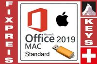 Office 2019 Standard für Mac USB [1937]
