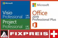Office & Visio & Project 2019 Pro Bundle