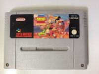 The Great Circus Mystery SNES