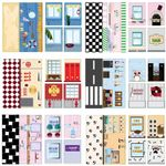 iWALLZ 6-teiliges Sticker-Set 22x10,5cm