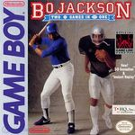Nintendo GameBoy Spiel - Bo Jackson: Two