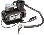 Kompressor  Mini  12V, 17bar Silverline