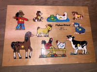 Fisher Price Holz Puzzle