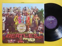 BEATLES *LP* Sgt. PEPPERS LONELY HEARTS