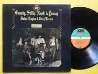 CROSBY STILLS NASH & YOUNG *LP* DEJA VU