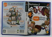 PS2 Eye Toy Play
