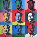 Andy WARHOL - MAO - Lithographien 10er !