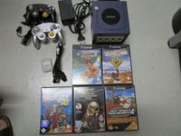 Game Cube Konsole, 6 Games, 2 Joypads