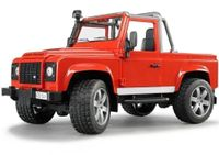 BRUDER 02591 - Land Rover Def. Pick-Up