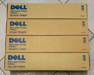 Pack Toners DELL 5100cn