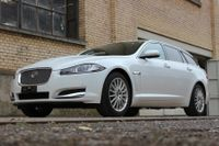 JAGUAR XF Sportbrake 2.2 d Luxury 200 PS
