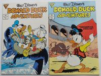 Donald Duck Adventures (68 books engl.)