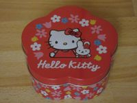 Hello Kitty Biscuitdose