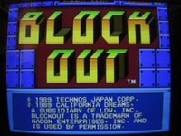 [Arcade PCB] Block Out