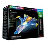 LASER PEGS - 6-in-1 Jet 4 LED